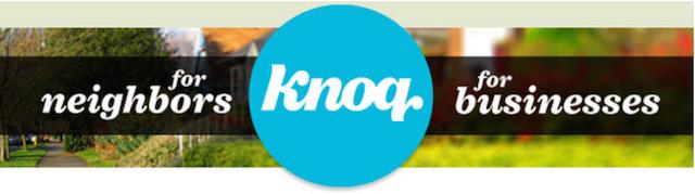 Email Design Knoq Banner