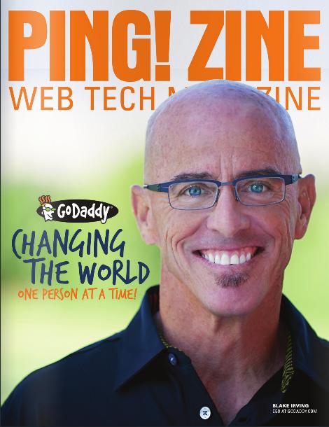 Pingzine GoDaddy Article