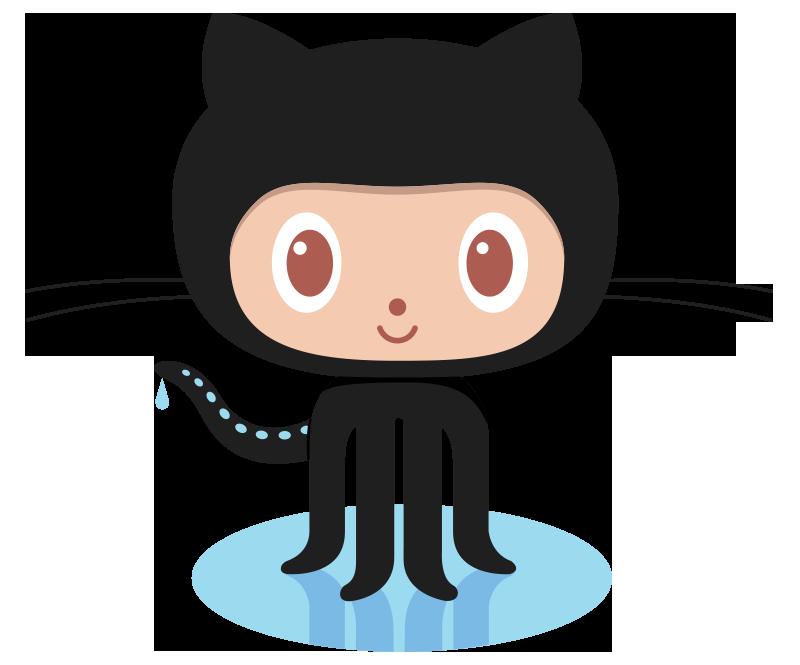 OctoCat de GitHub