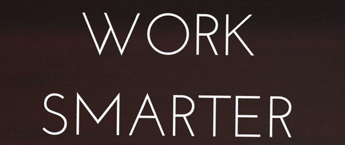 Work Smarter using IFTTT