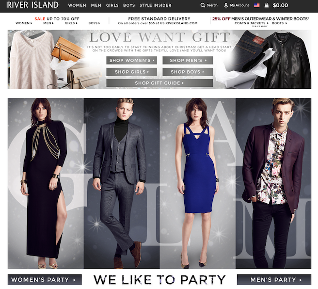 River Island Featured Products