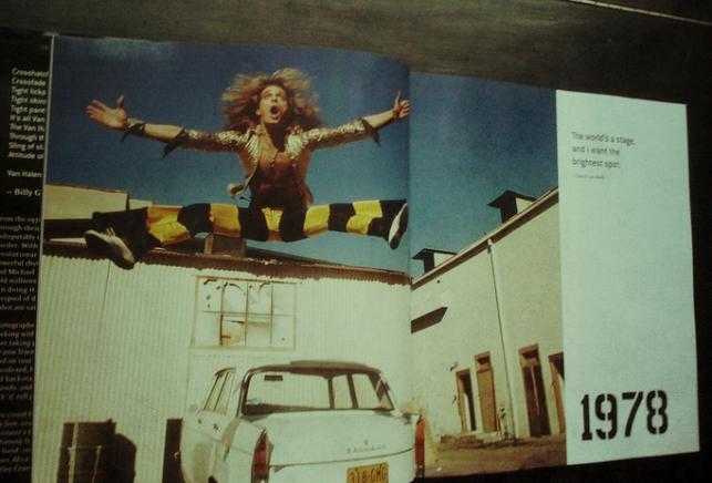 Van Halen M&Ms