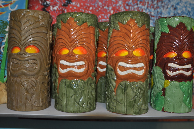 Tiki Republic mugs