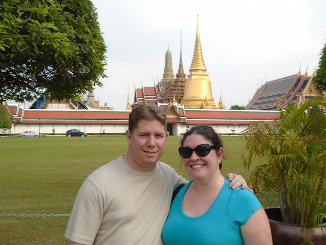 Want to understand jet lag so you can ghost blog for travel specialists? Fly to Thailand, like my husband and I did earlier this year. It'll make you a better blogger.