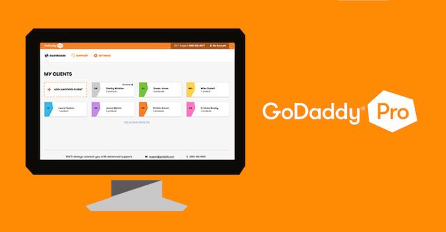 GoDaddy Pro graphic
