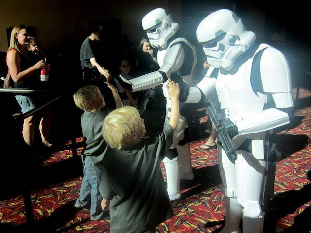 """""""Perseverance and a sense of community have kept the 501st Legion moving forward for nearly two decades,"""" says Dean Plantamura. """"The key is to keep doing what you enjoy until others can see the value in your efforts. It never seems like a job if you have fun doing it (even if you do work for the Empire)!"""""""