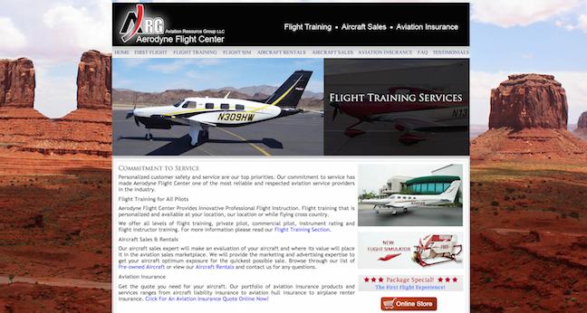 aerodyne website