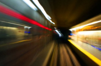 speed in tunnel to illustrate HTTP/2