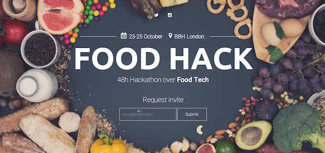 A .uk website address gives Britain's Food Meets Innovation festival instant geo-recognition online.