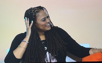 Ava DuVernay speaks at #BlogHer15
