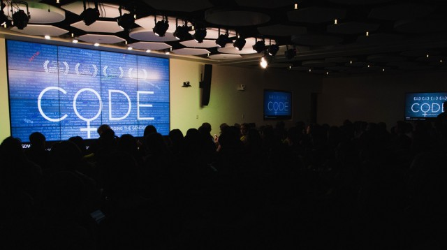 Screening of CODE: Debugging the Gender Gap at GoDaddy's Scottsdale office