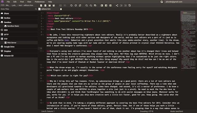 codeanywhere-editor-screenshot