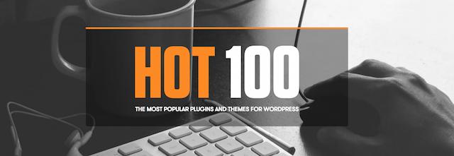 GoDaddy Hot 100 screenshot