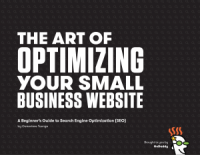 cover of SEO guide, one of GoDaddy's free ebooks for small business