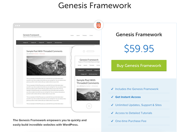 The Genesis Framework theme is one tool to help make your WordPress website multilingual