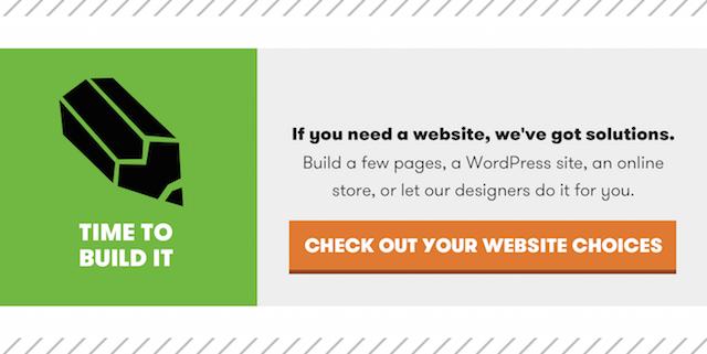 website design options