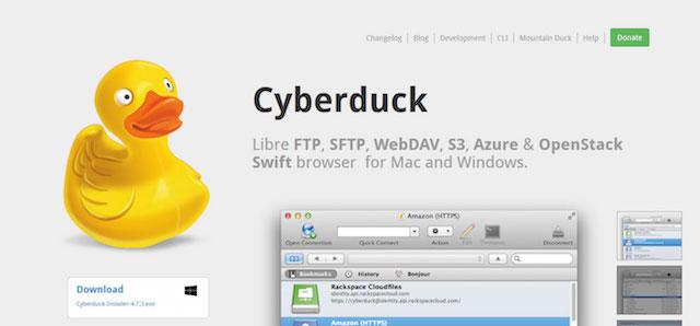 Cyberduck