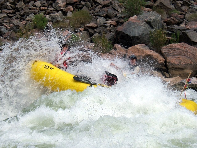 Freelancing Like Whitewater Rafting