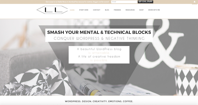 Lily Liseno Design Home Page