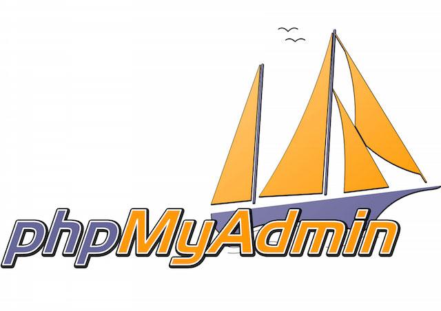 phpMyAdmin for Database Management