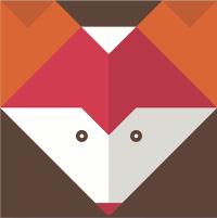 Quick Brown Fox Logo