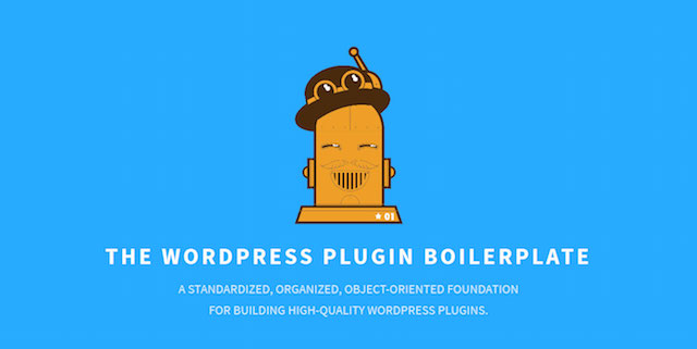 WordPress Plugin Boilerplate for WordPress Development