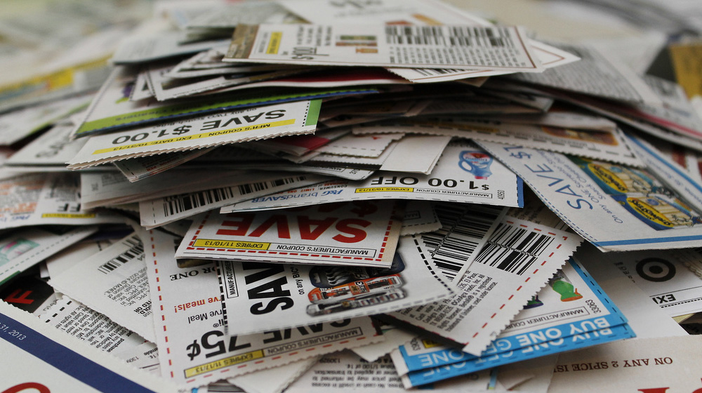 How To Use Coupons Drive Local Sales The Garage