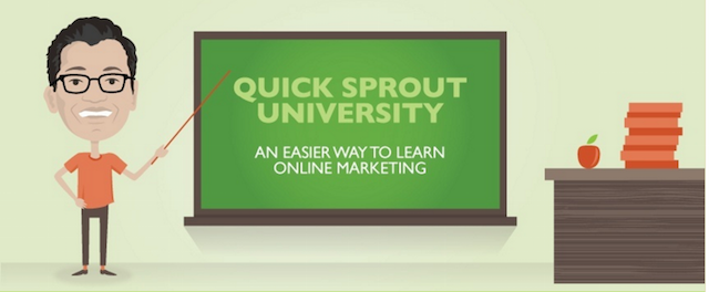 Free Online Courses Quick Sprout University