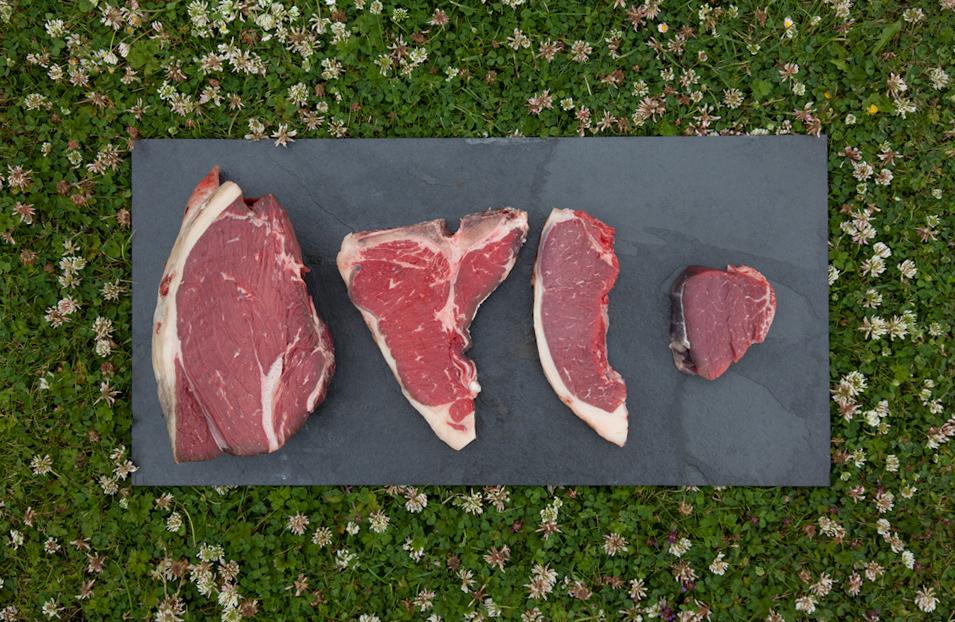 Standsted Park Farm Shop Steaks