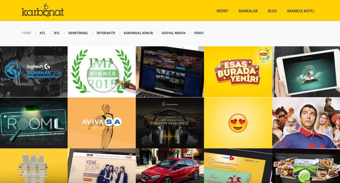 Karbonat Website