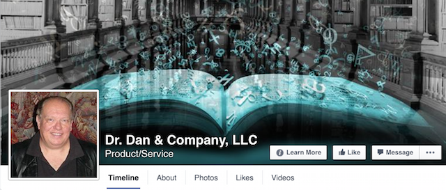 Dr. Dan and Co. Facebook