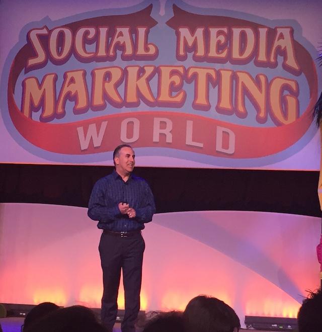 Michael Stelzner Social Media Marketing World