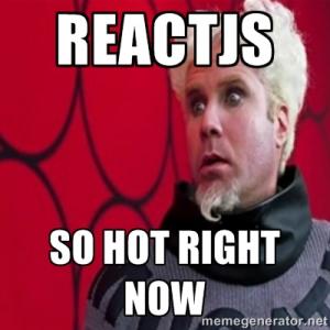 ReactJS Meme