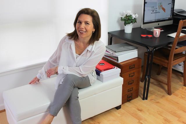 Black Mouse Design Owner Caroline Siassios