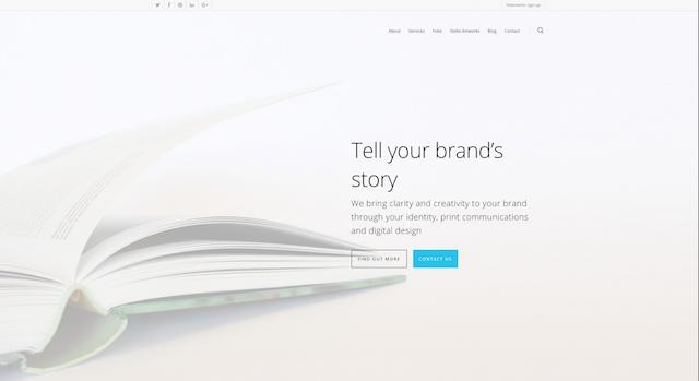 Black Mouse Design Website