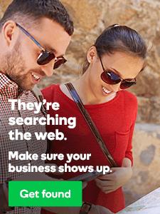 Get Found Sidebar Ad