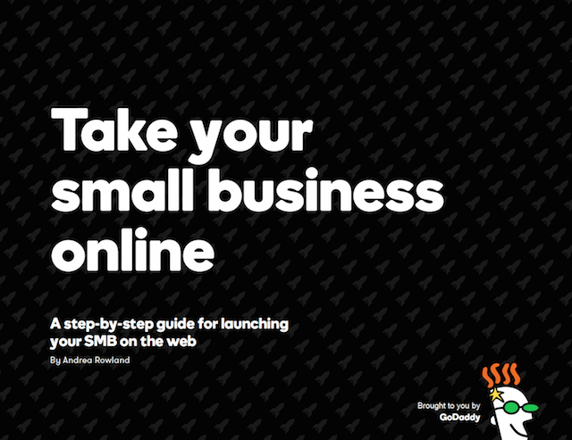 Take Your Small Business Online Cover