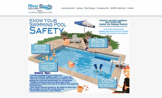 Brave Web Content River Pools