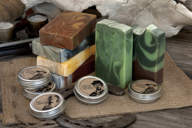 Outlaw Soaps Products