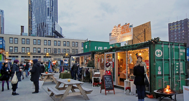 Pop-Up Stores Craft Fairs