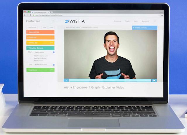 Wistia Video Hosting Platform