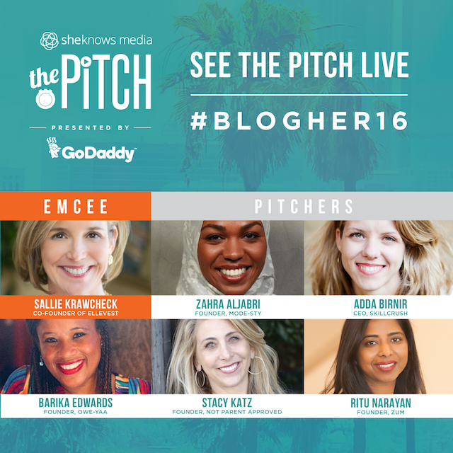 The Pitch 2016 Finalists