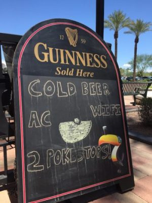 Pokemon Go Harp Pub Arizona