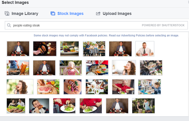 Restaurant Marketing Facebook Images