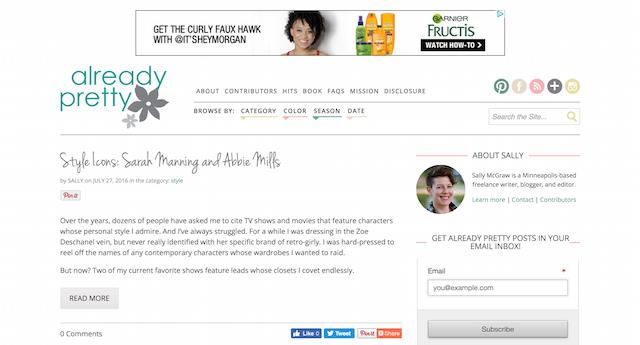 Solopreneur Blog Already Pretty