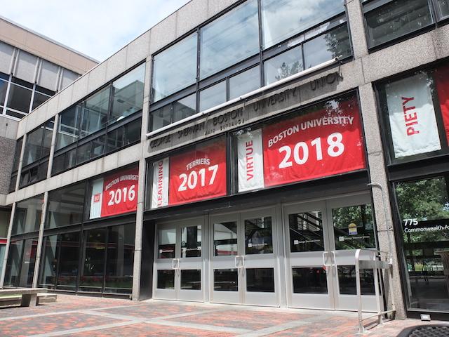 WordCamp Boston 2016 Boston University