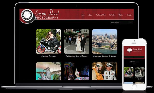 affordable website design example