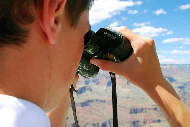 networking basics binoculars