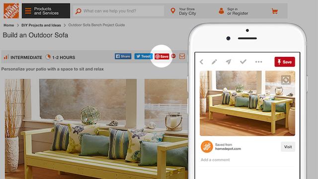 Pinterest Social Customer Experiences