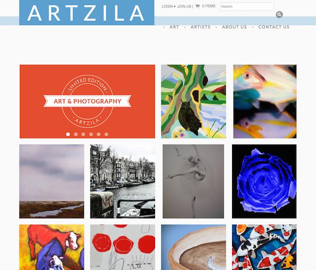 retail blogs artzila musing